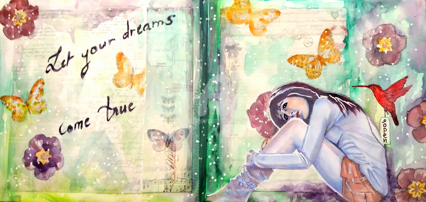 Anne d'Orion - Let your dreams come true